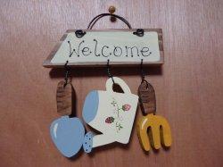 画像1: Welcome ガーデン(イチゴ)
