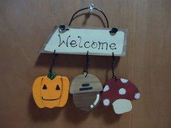画像1: Welcome 秋バージョン