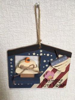 画像1: 絵馬 星条旗