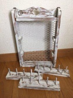 画像2: 糸巻きラック