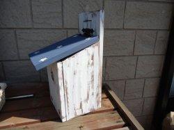 画像2: 巣箱(星条旗)
